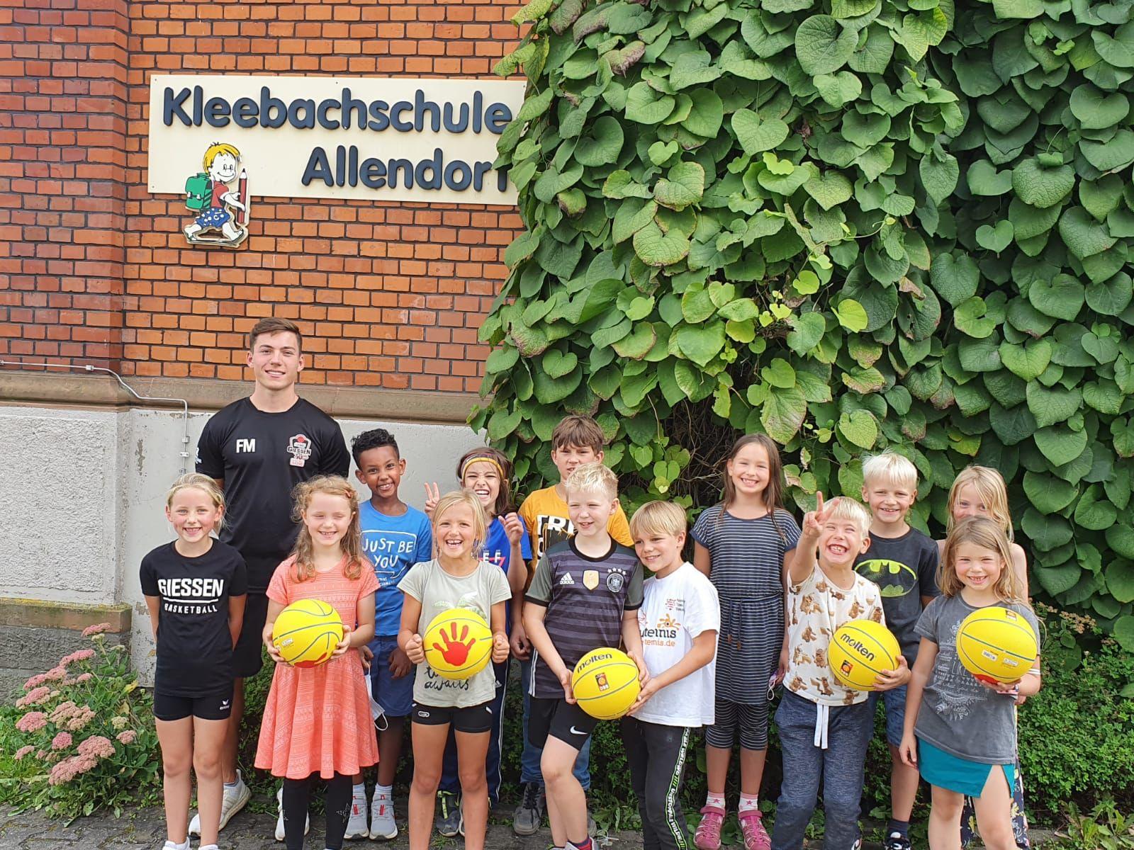 AG Kleebachschule Allendorf