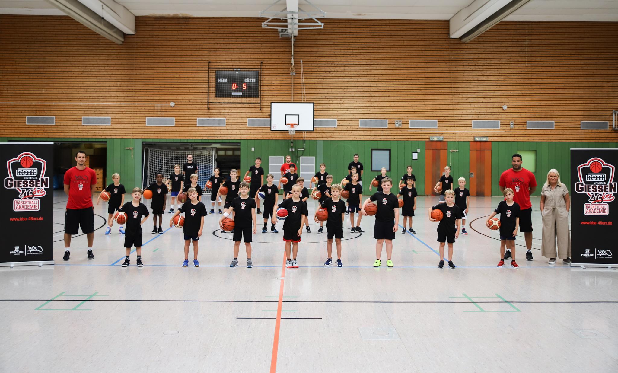 Kooperation ROTH Energie BBA GIESSEN 46ers, BBLZ Mittelhessen und ROTH Energie Gießen Pointers