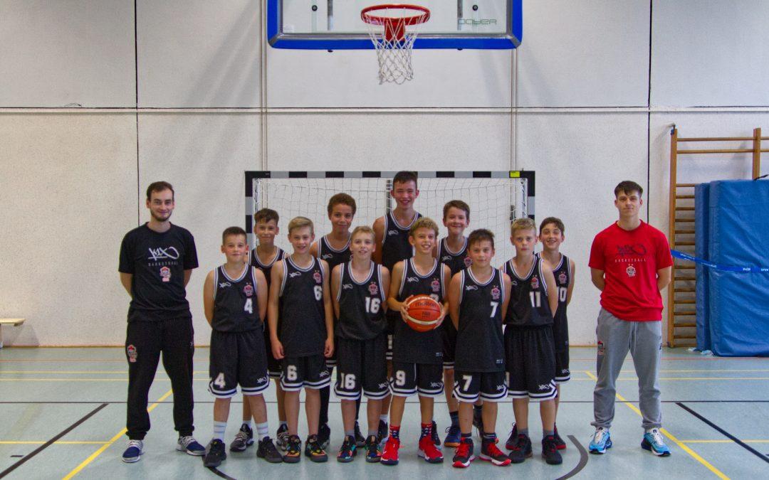 Die jungen Wilden in der U14-Landesliga