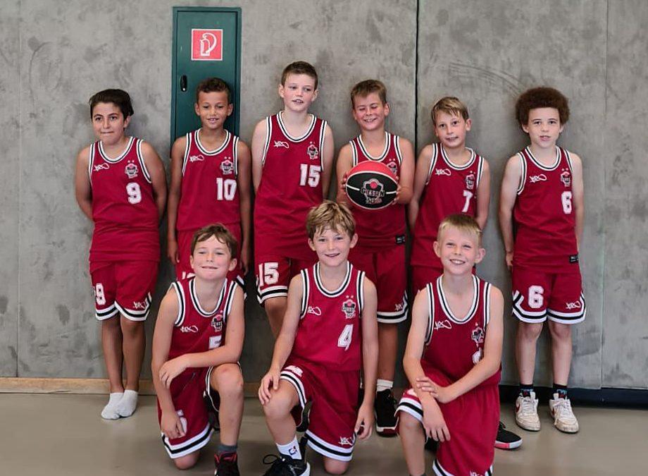 Spaß am Basketball für die U10-Anfänger